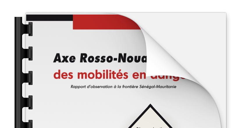 Rapport d'observation – Axe Rosso-Nouakchott : des mobilités en danger