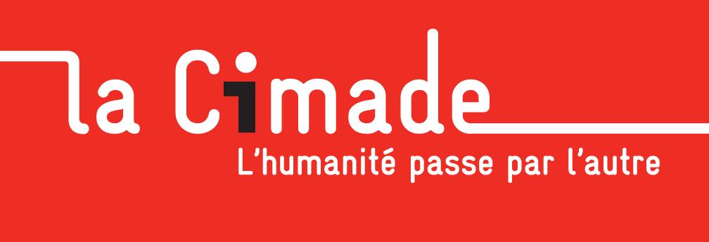 Loujna-Tounkaranke-membre-Logo-La-Cimade-Siege-Fond-Rouge-sans-contour